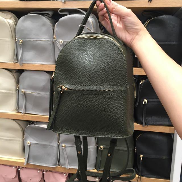 Backpack Mini Miniso