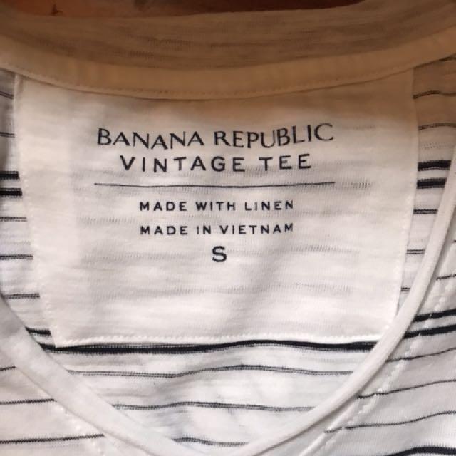 Banana Republic Vintage Tee