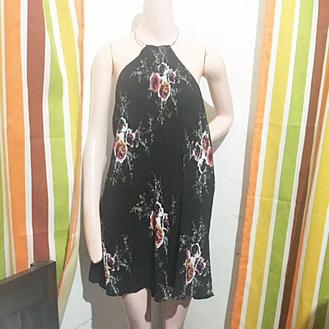 Bangkok Halter Dress