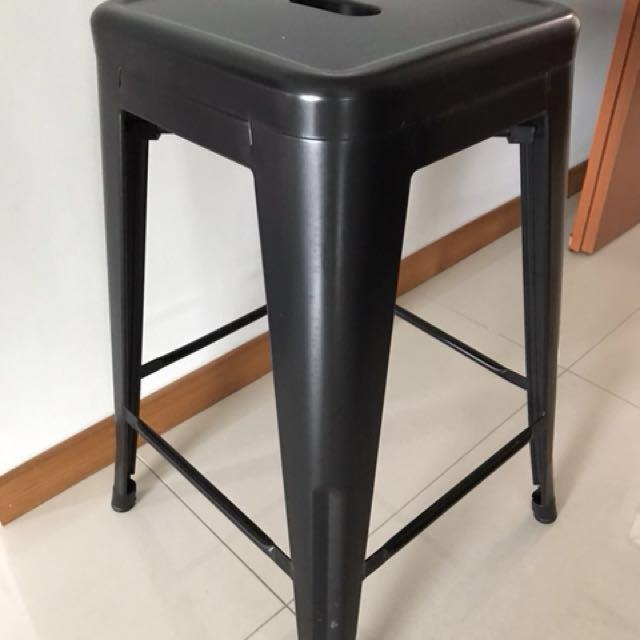 Awe Inspiring Bar Stool Height 60Cm Furniture Tables Chairs On Carousell Bralicious Painted Fabric Chair Ideas Braliciousco