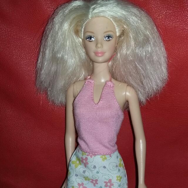 Barbie Cantik Mulus