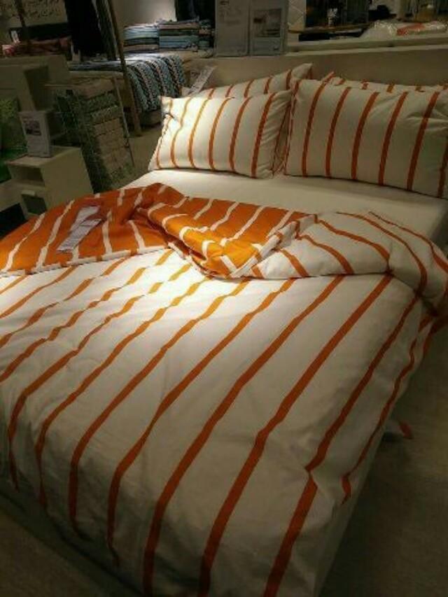 "Bed set Sprei ikea ""esra"""