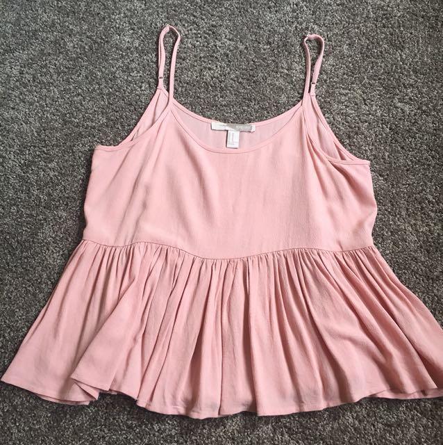 Blush Pink Singlet