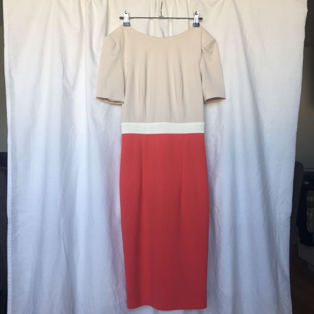 Bodycon Office Cocktail Dress
