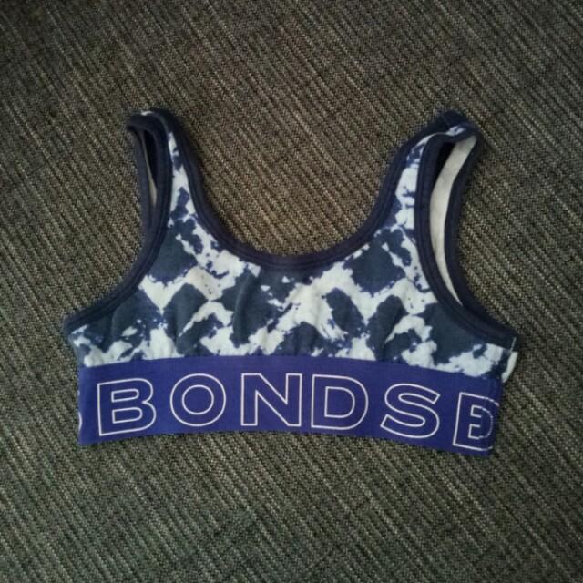 Bonds Sport Bra, Size 8/10 (XS/S)