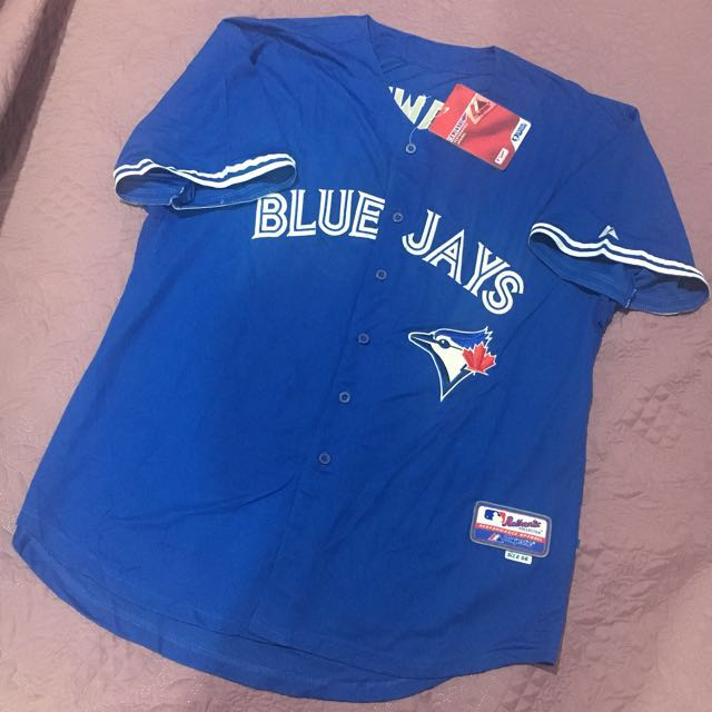 dafc6518d41 Brand New Blue Jays Lawrie 23 MLB Jersey