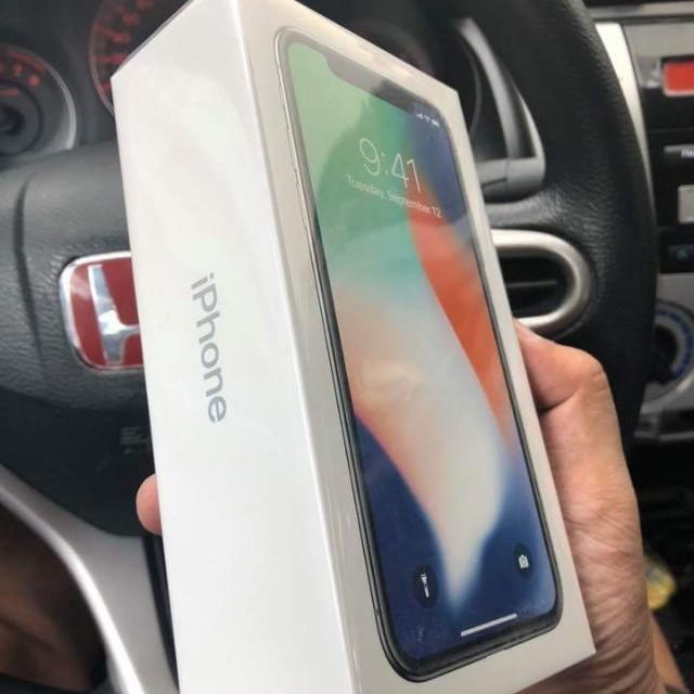 Brandnew iPhone X sealed