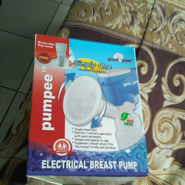 Breastpump Elektrik Minus Chargernya Aja Jual Murah