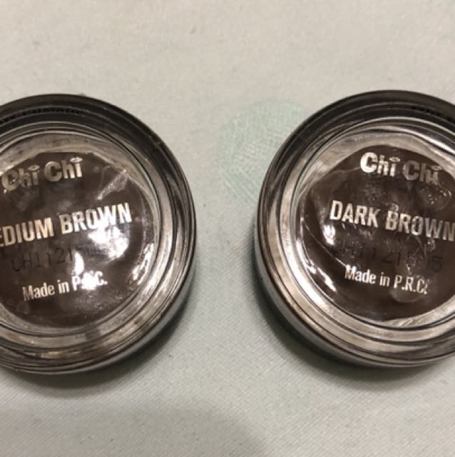 Brow Pomade medium & Dark Brown