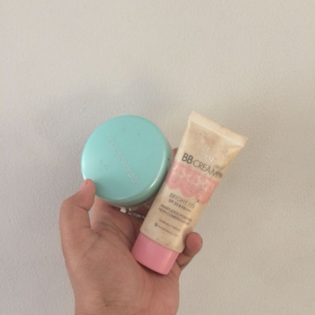 Bundle Bb cream And powder