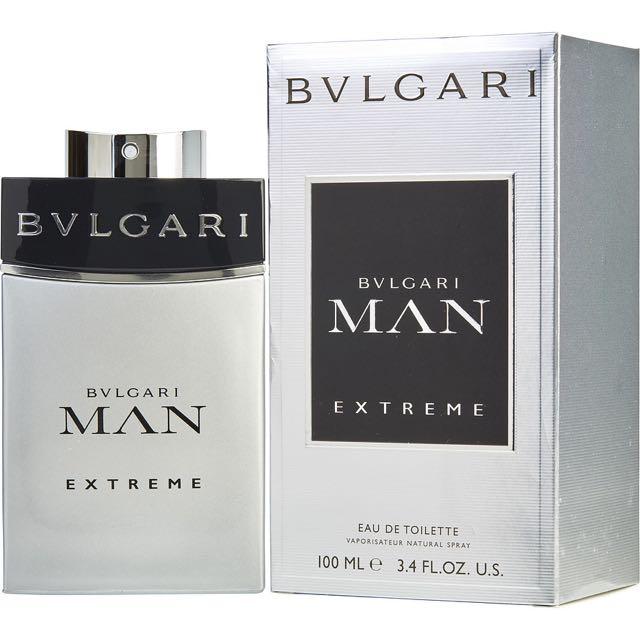 BVLGARI MAN EXTREME COLOGNE   100ml   ₱ 2,295   💯% Authentic