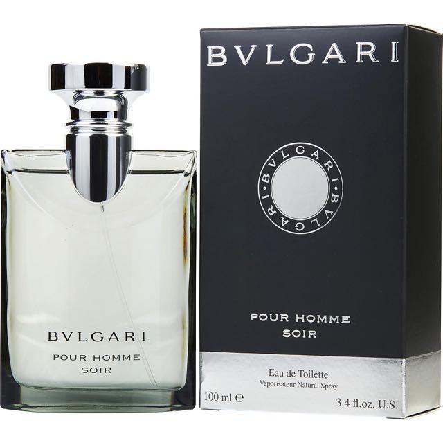 BVLGARI MAN POUR HOMME SOIR   100ml   ₱ 2,195   💯% Authentic