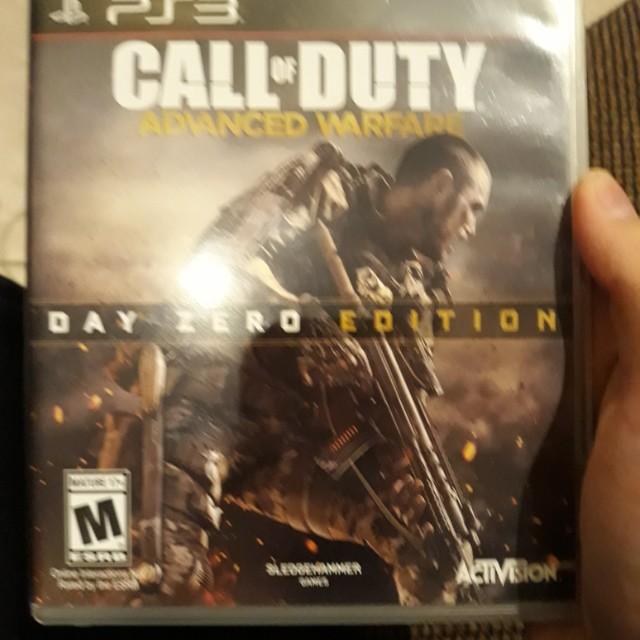Call of Duty Advance Warfare (PS3) (ORIGINAL) Nego