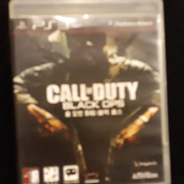 Call of Duty Black Ops (PS3) (ORIGNAL) Nego