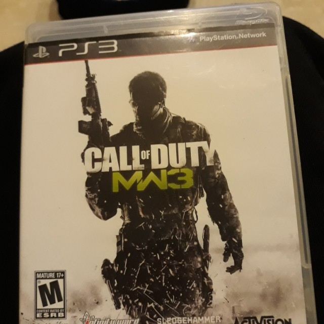 Call of Duty MW3 Nego