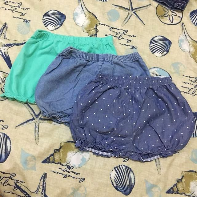 Carter's Shorts Bundle 4-in-1