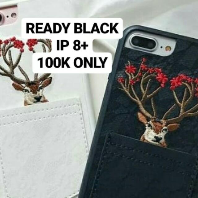 case iphone 8 + / X / 6 + / 7 +