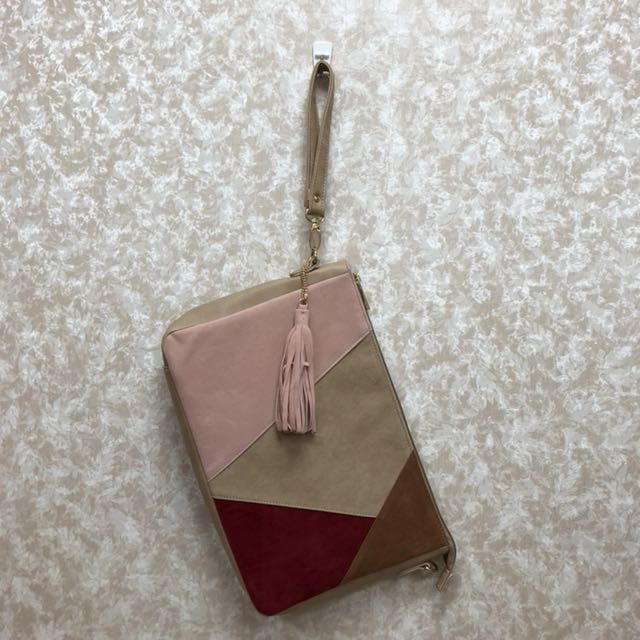 日本品牌CECIL McBEE手拿包
