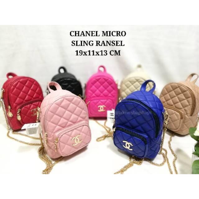 Chanel Micro Ransel