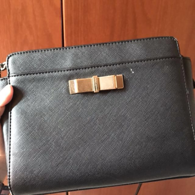 Charles & keith mini sling bag