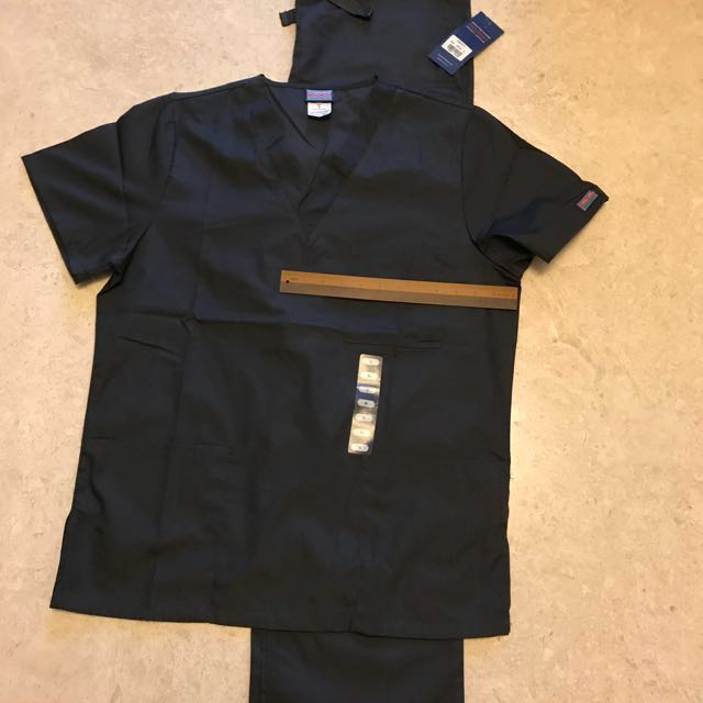 Cherokee scrubs uniform (pewter colour)
