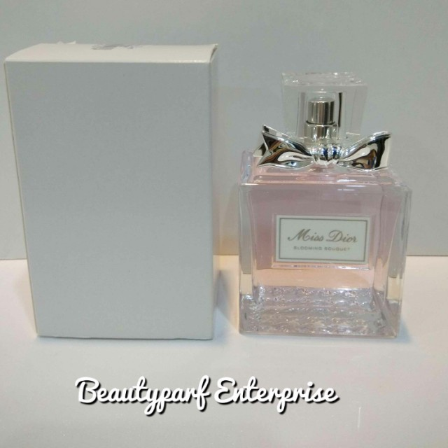 0240f271 Christian Dior Miss Dior Blooming Bouquet 100ml tester pack EDT Spray