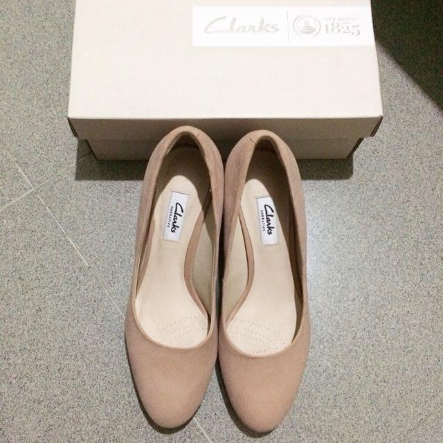 Clarks Pump Shoes