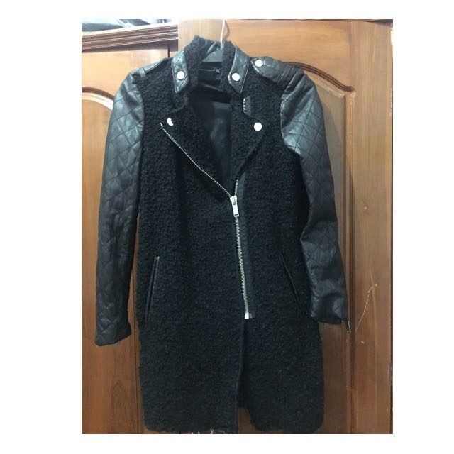 coat by zara