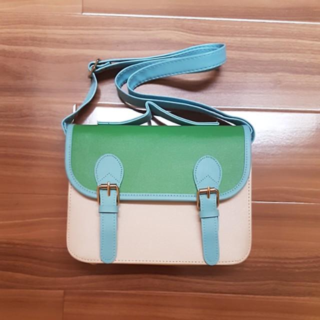 Colorful Sling Bag