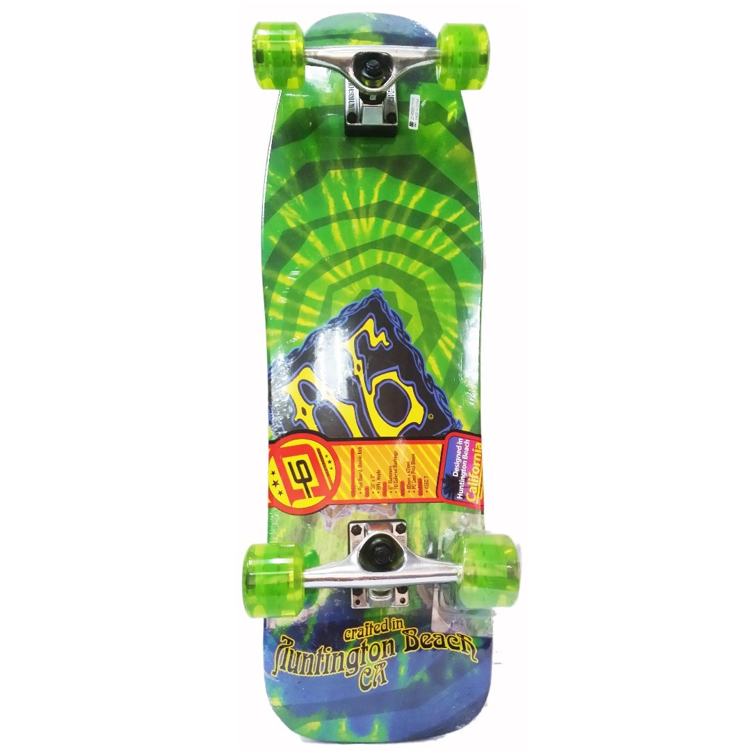 D6 Pool Series Cruiser Board