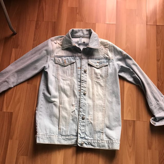 Denim Jacket Stradivarius (1x)