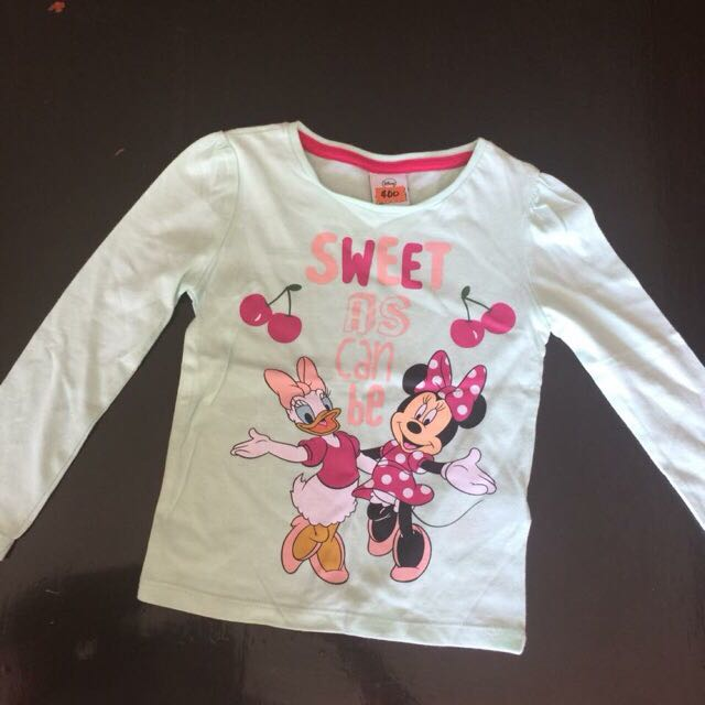 Disney longsleeves top