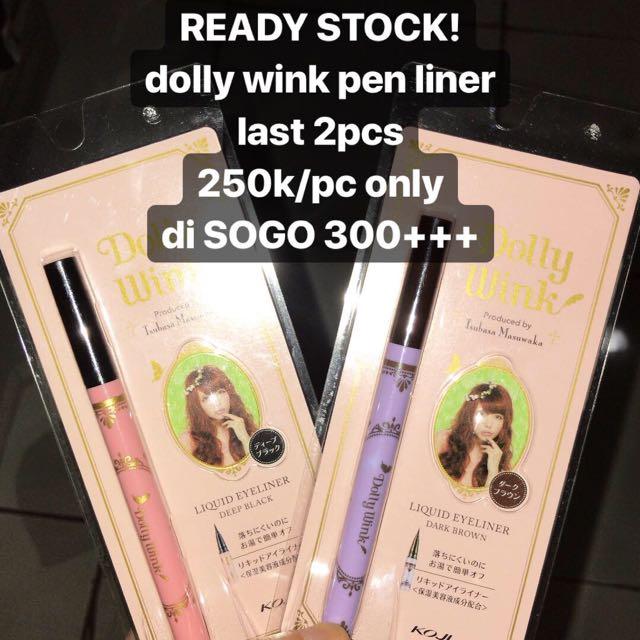 Dolly Wink Pen Eyeliner