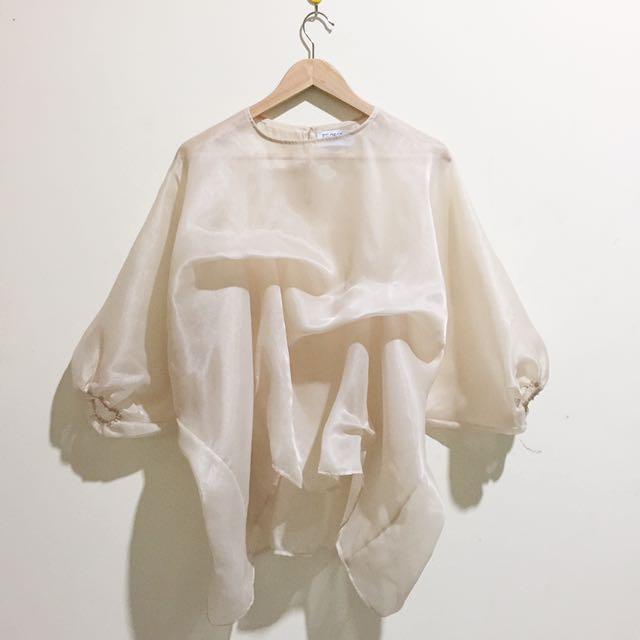 Drappery Top / Baju Bodo Modern