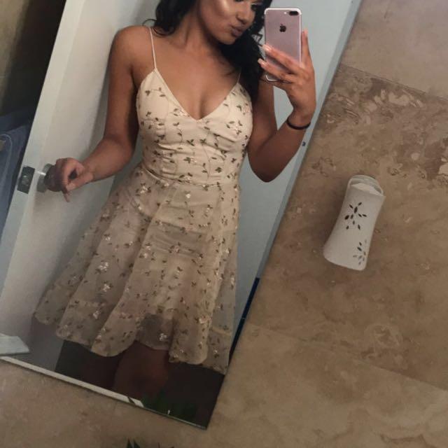Elle Zeitoune Belinda Dress