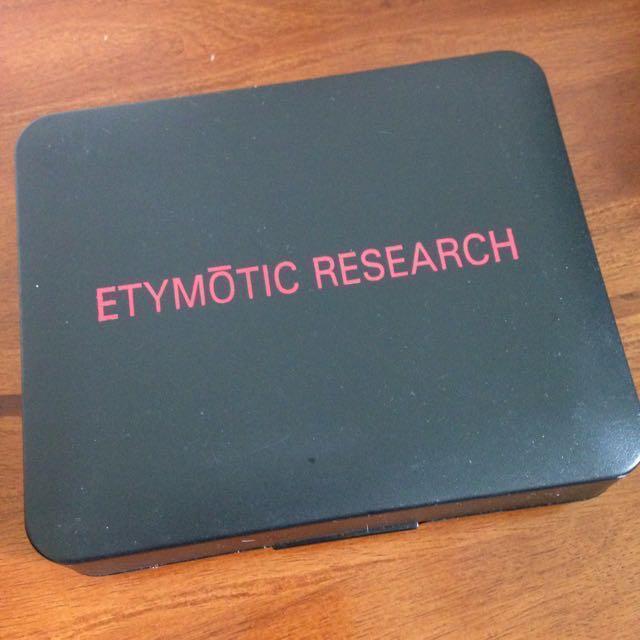 Etymotic ER-4P 耳道式耳機