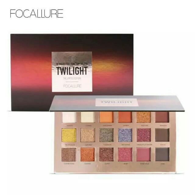 Eyeshadow Focallure Palette