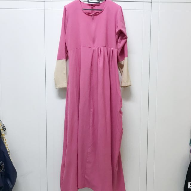 Fellina Long Dress/Jubah Dress #MIDJAN55