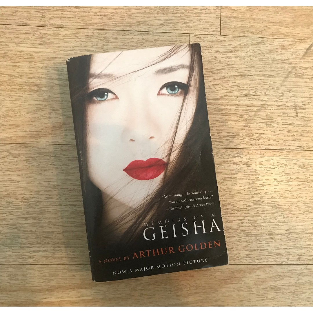 Memoirs of geisha by arthur golden valuable information