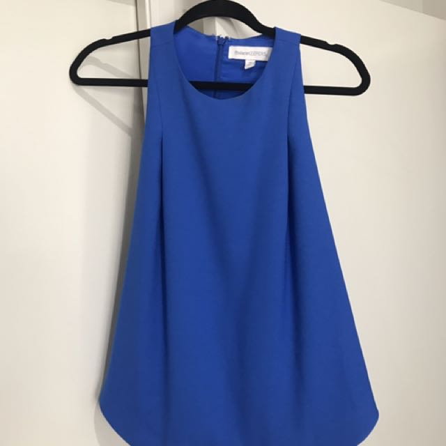 Finders keepers blue top