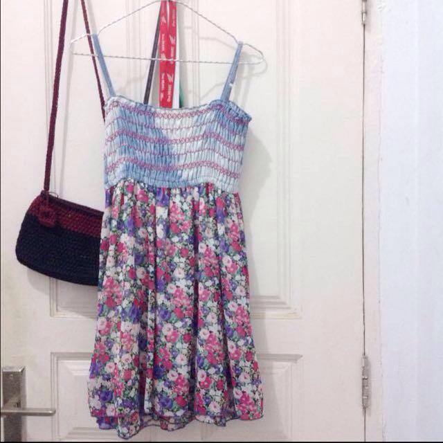 Floral cutie dress