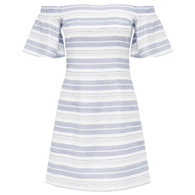 Forever New Off Shoulder Mini Dress Size 8