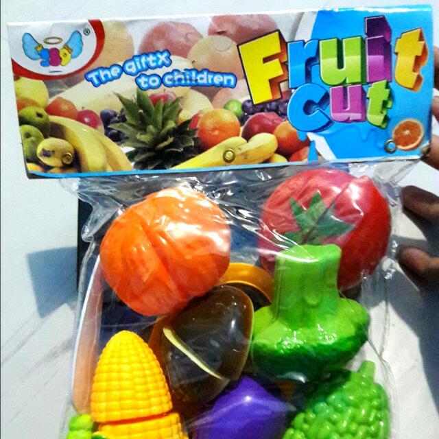 Fruit Cut Toy