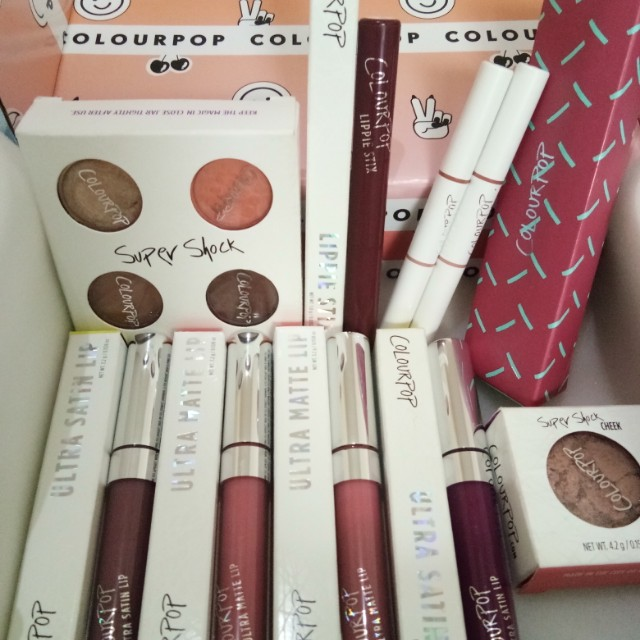 Giveaway Promo Colourpop