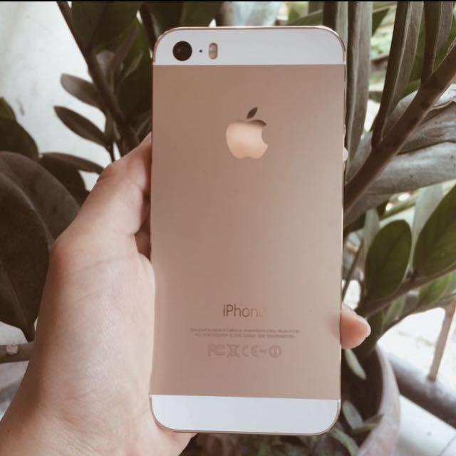 Globelocked iPhone 5s GOLD