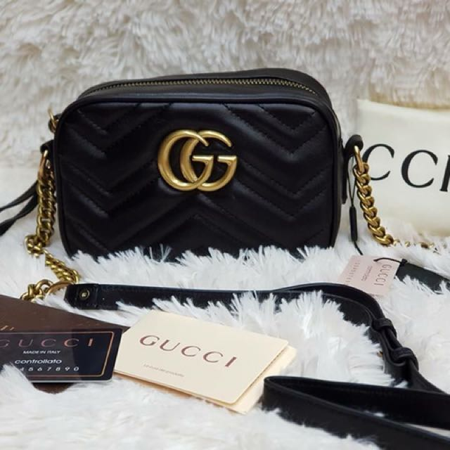 Gucci high end bag