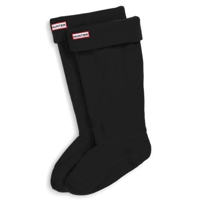 Hunter Fleece Socks L