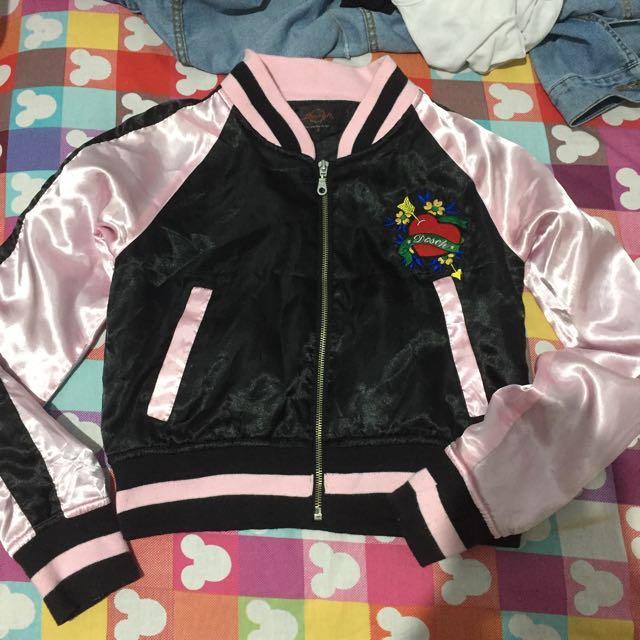 Jacket two tone