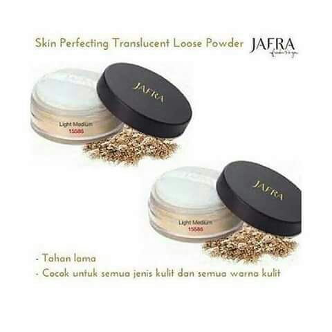 JAFRA skin perfecting translucent