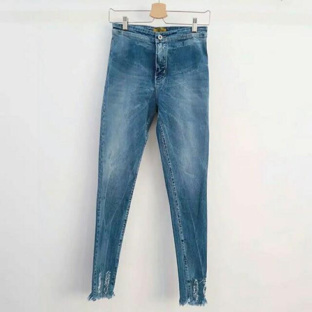 Jeans high waist import